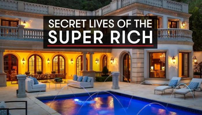 Secret Lives of the Super Rich Renewal