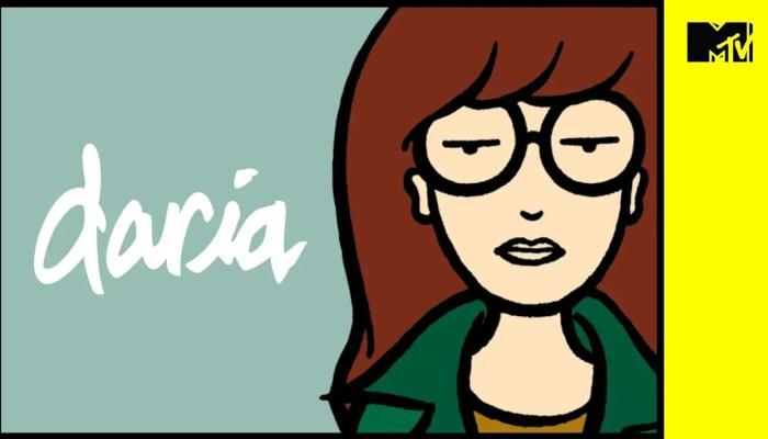 Daria MTV