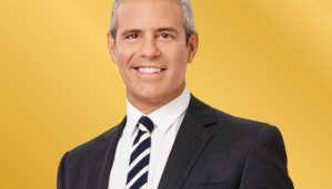 Andy Cohen's Then & Now