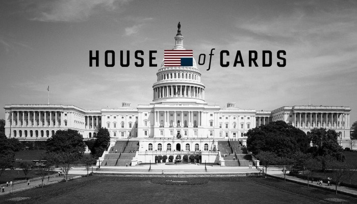 House Of Cards Season Six