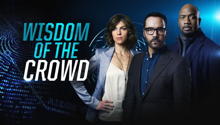 Wisdom of the Crowd CBS TV Show Status
