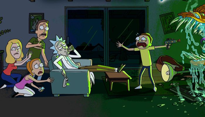 Rick and Morty Season 4 2018 Cancelled?