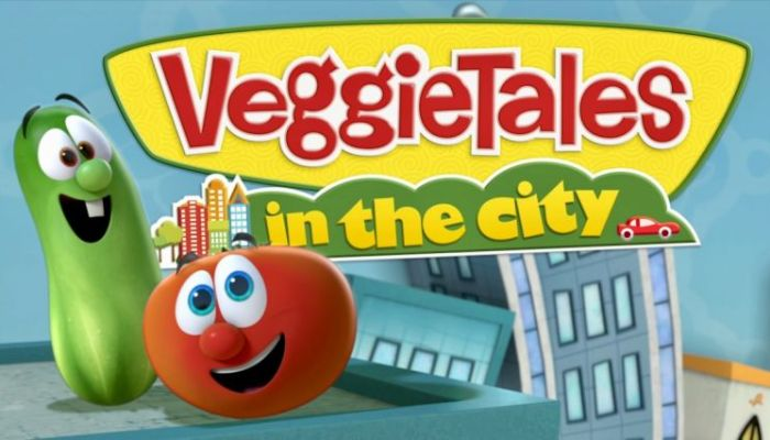 VeggieTales in the City Season 2