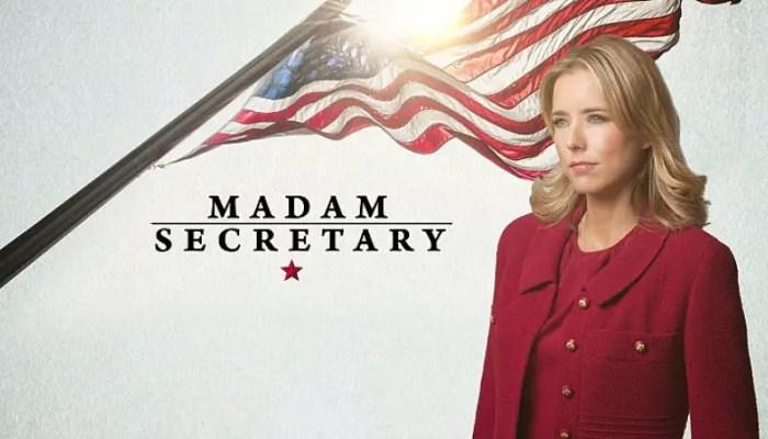 Madam Secretary Season 5 Netflix