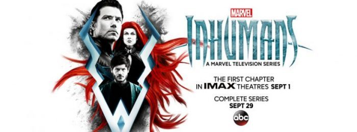 Inhumans Cancelled | No Season 2