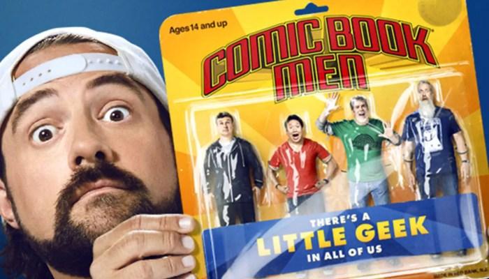 Comic Book Men Season 8 On AMC: Cancelled or Renewed? (Release Date)