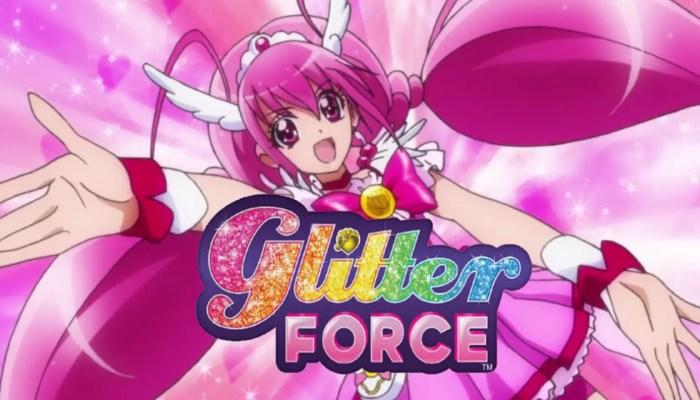 Glitter Force Doki Doki Renewed Netflix