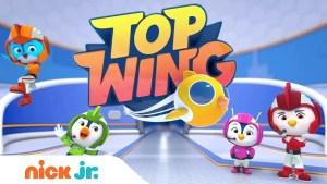 Top Wing Nick TV Status
