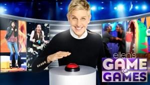 Ellen's Game of Games NBC TV Show Status