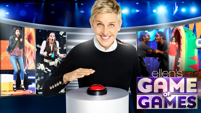 Ellen's Game of Games NBC TV Show Status