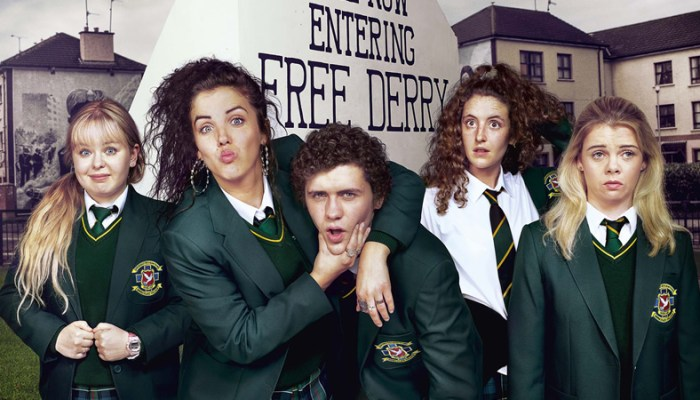 Derry Girls Series 2 Renewal