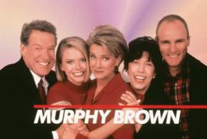Murphy Brown Revival on CBS