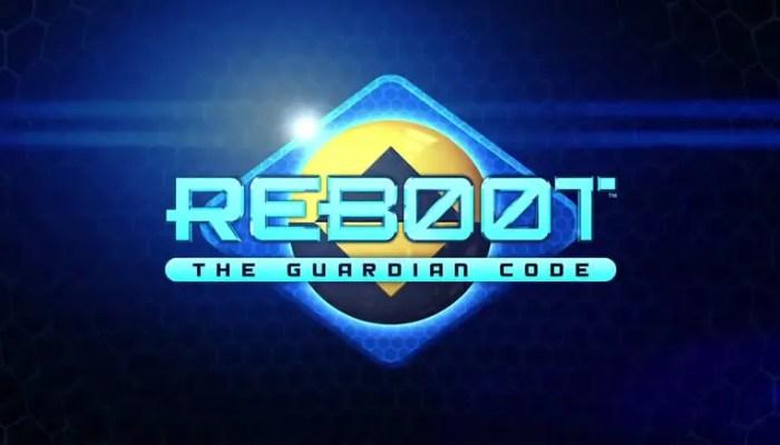 ReBoot: The Guardian Code Netflix