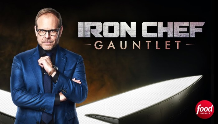 Iron Chef Gauntlet Season 2 Renewal