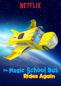 Magic School Bus Rides Again Netflix Status
