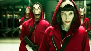 Money Heist Season 3 Netflix Renewal