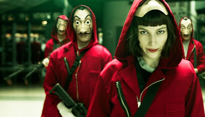Money Heist Season 3 Netflix Renewal