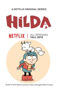 Hilda Netflix TV Series