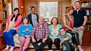 Two doors down renewed for series 5