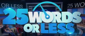 25 Words Or Less Renewed For Season 2