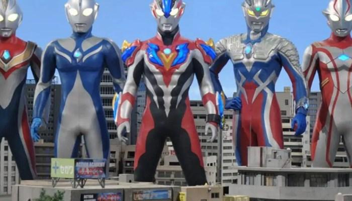 Ultraman Netflix Official Trailer and Premiere Date