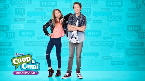 Coop & cami Ask THe WOrld cancelled by disney