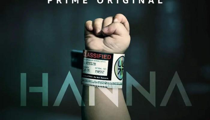 Amazon Prime Vidoe Releases Hanna Trailer