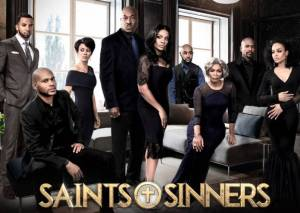saints & sinners renewed on Bounce