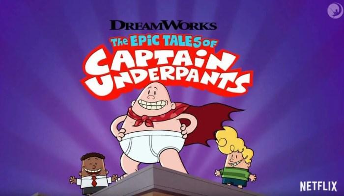 epic-tales-of-captain-underpants-netflix renewed for season 3
