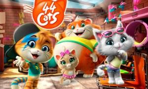 44 cats renewed for season 2