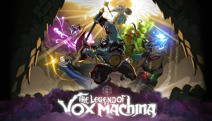 critical role legend of vox machina renewed for season 2