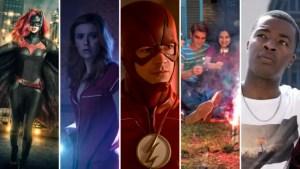 CW Premiere Dates Winter 2020