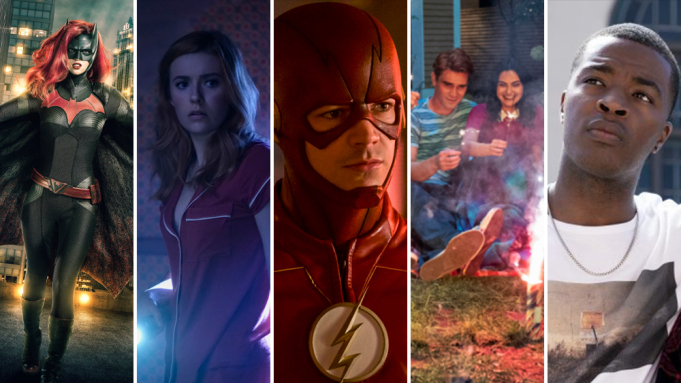 CW Premiere Dates Winter 2020