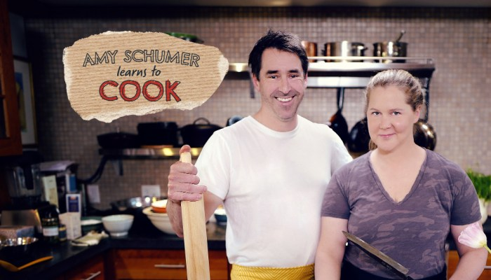 Amy Schumer Learns to cook renewed for season 2