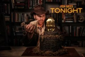 josh gates tonight and expedition x renewed