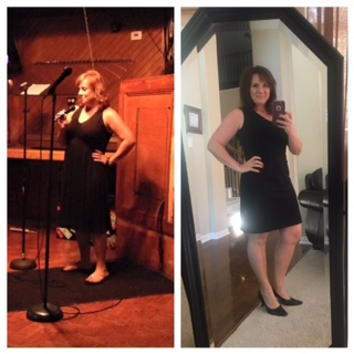 Weight Loss Clinic Before and After BA
