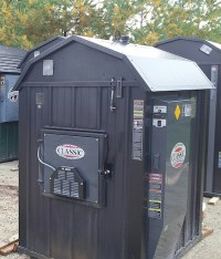 Renewable Energies LLC  Outdoor Wood Furnaces