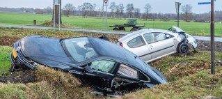 Ravage na ongeval in Oudehorne