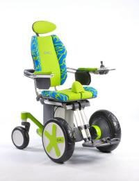 Innovative NHS Childrens Chair 4 Life wheelchair debuts ...