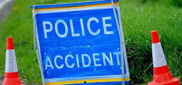 Road worker dies after being hit by reversing lorry on M8