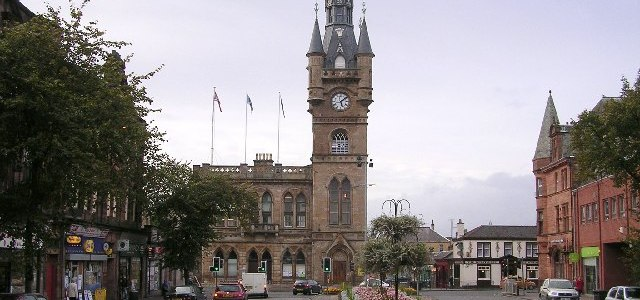 Simplified Planing Boost for Renfrew's Town Centre