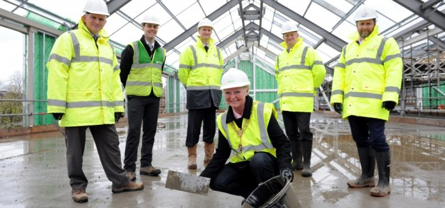 New Johnstone Town Hall gets seal of approval