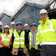 New Johnstone Town Hall is just the job for youngsters