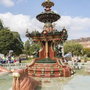 A grand day for the Grand Fountain