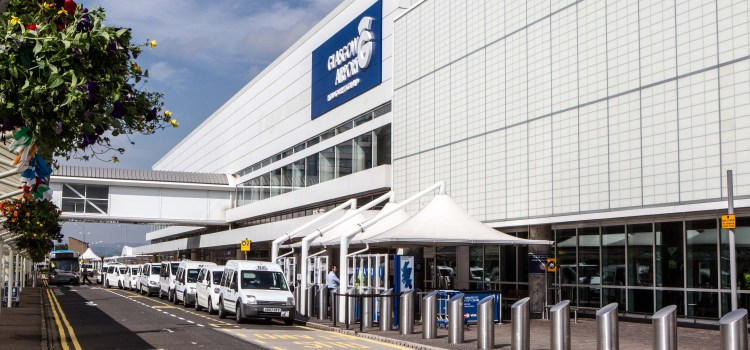 Glasgow Airport best-ever July beats all previous passenger number records