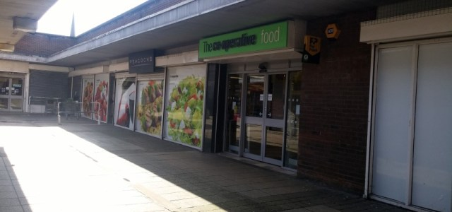 Johnstone's Co-operative food to close before Christmas