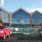 New Johnstone Town Hall building nominated for a prestigious award