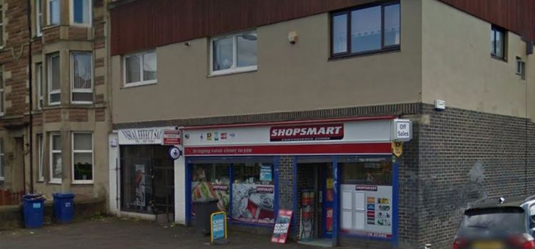 Masked robbers hold up store in Seedhill Road