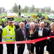 Crowds pack town hall for showcase event