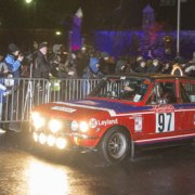 Monte Carlo Classic Rally sets off from Paisley